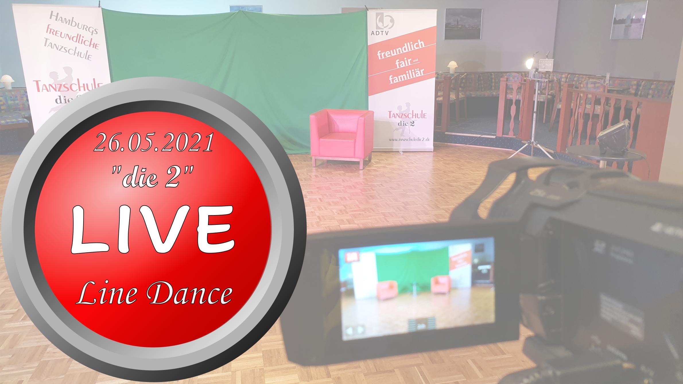 2021-05-26 Line Dance